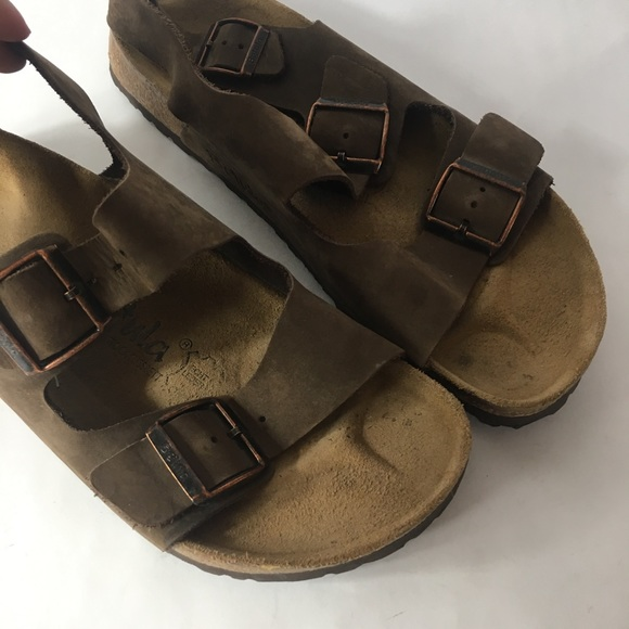[ Betula ] Original Birkenstock Fussbett Size 10